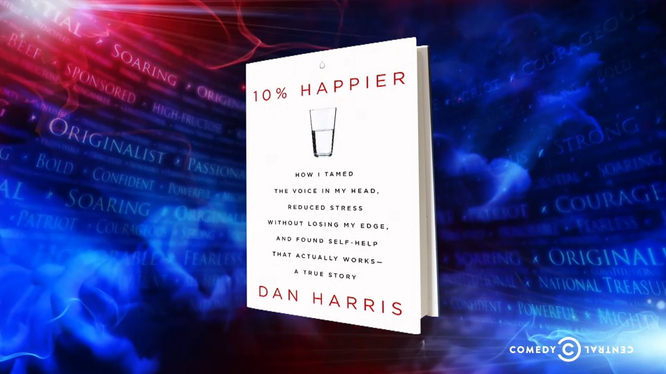 Dan Harris: 10 Happier